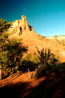 Chimney Rock Ghost Ranch Painted Desert